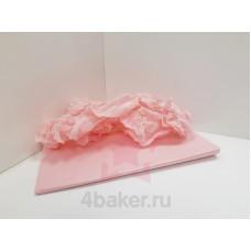 Бумага Тишью 50х66см, Розовая, 10 листов nz