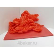Бумага Тишью 50х66см, Красная, 10 листов nz
