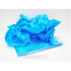 Бумага Тишью 50х66см, Голубая, 10 листов nz
