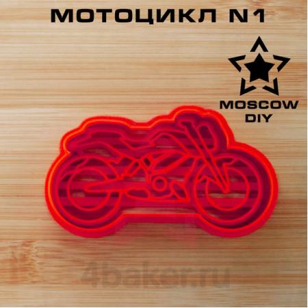 Вырубка и штамп Мотоцикл N1