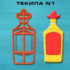 Вырубка-штамп Текила N1