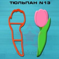 Вырубка Тюльпан N13