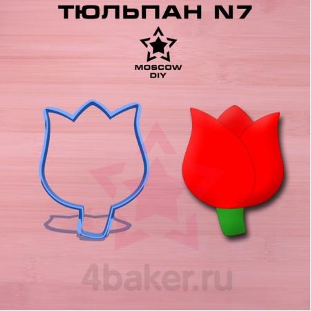 Вырубка Тюльпан N7