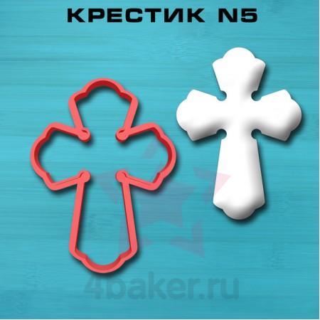 Вырубка Крестик N5